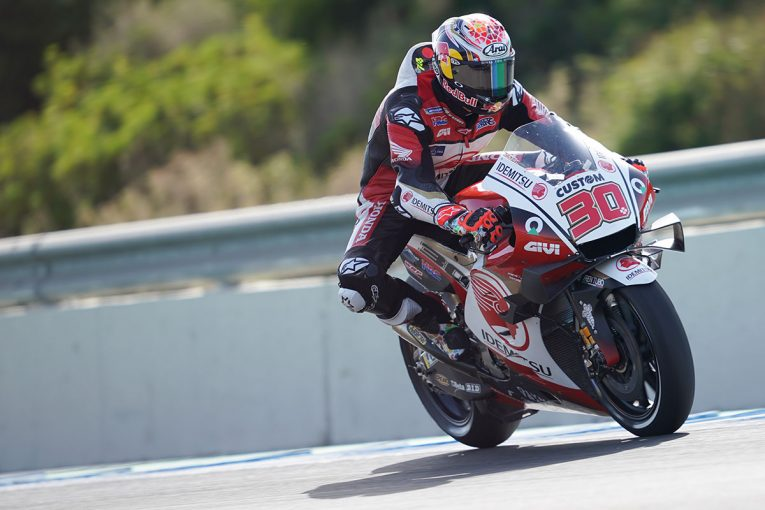 MotoGP | 中上がトップタイム【タイム結果】2020MotoGP第3戦アンダルシアGP フリー走行2回目