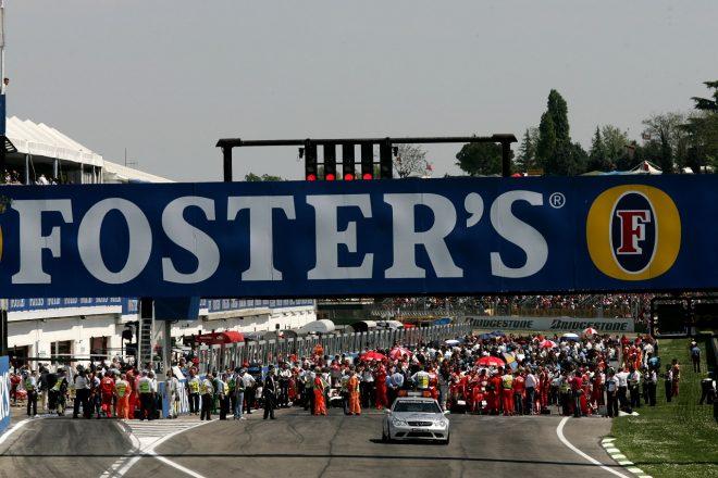 2006年F1サンマリノGP(イモラ)