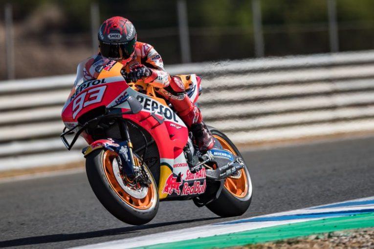 MotoGP | MotoGP:マルク・マルケス、第3戦アンダルシアGPは欠場。予選出走も1周で切り上げ