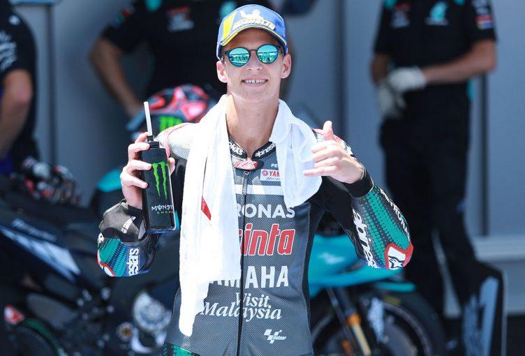 MotoGP | クアルタラロ、ポール獲得は「期待していなかった」/MotoGP第3戦アンダルシアGP予選会見