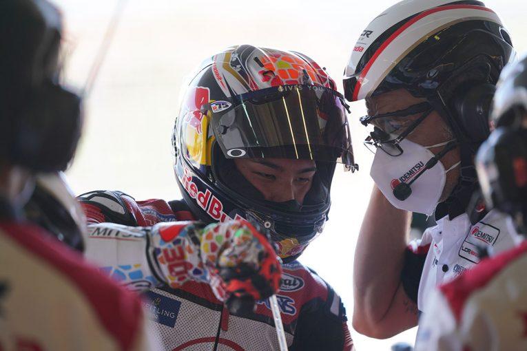 MotoGP | 中上「8番手は少しがっかりだが、決勝は力強いレースができる」/MotoGP第3戦アンダルシアGP予選