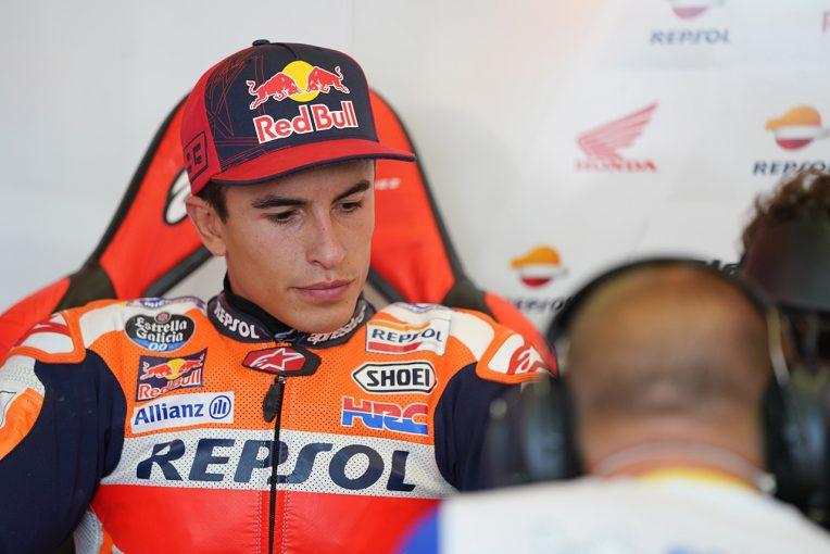 MotoGP   マルク・マルケス「手術後は腕立て伏せもできたが、走ると力が入らなかった」/MotoGP第3戦アンダルシアGP