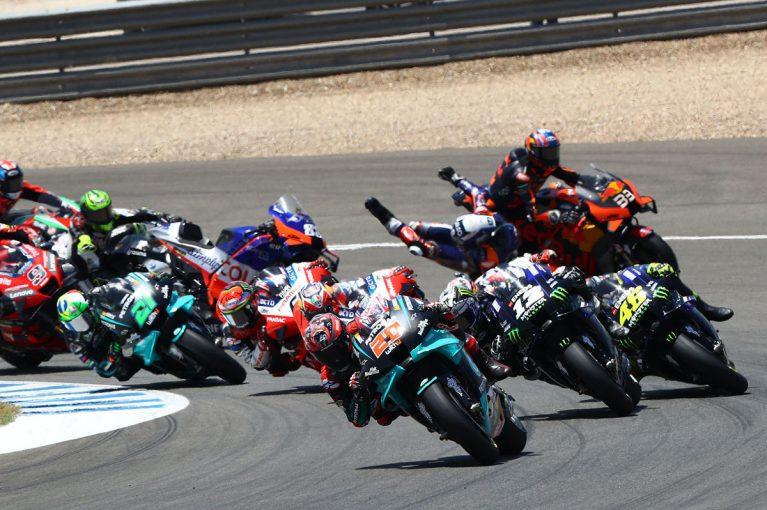 MotoGP | 【ポイントランキング】2020年MotoGP第3戦アンダルシアGP終了時点
