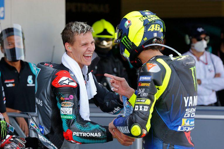 MotoGP   MotoGP第3戦:クアルタラロが完全独走で2連勝達成。中上は自己ベストリザルトの4位フィニッシュを果たす