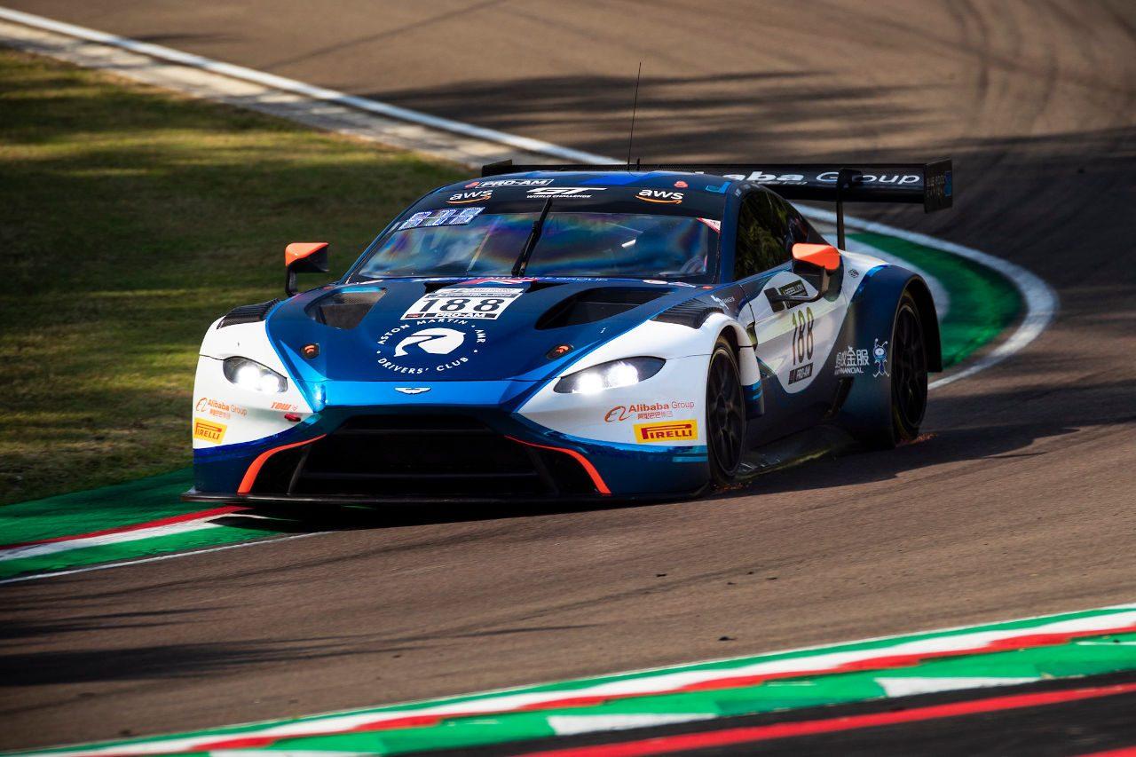 GTワールドチャレンジ・ヨーロッパがイモラで開幕。SC乱発のレースをアウディが制す
