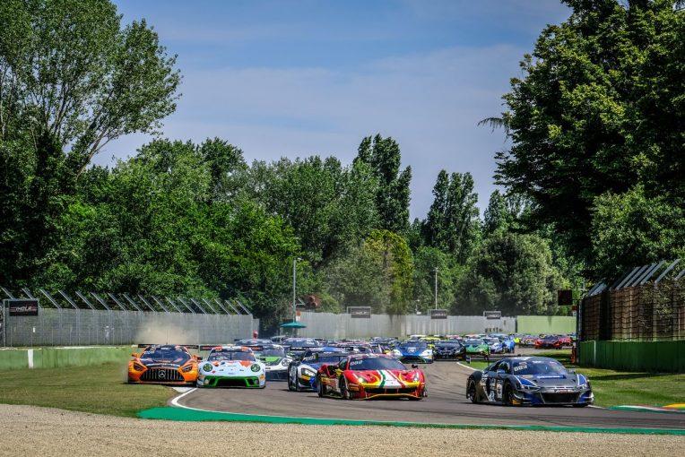 ル・マン/WEC | GTワールドチャレンジ・ヨーロッパがイモラで開幕。SC乱発のレースをアウディが制す
