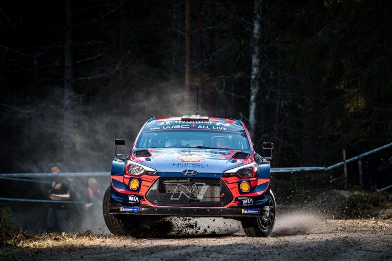 ラリー/WRC | WRC:ヒュンダイ、エストニアでブリーンを起用。ヌービル、母国凱旋のタナクと3台体制に