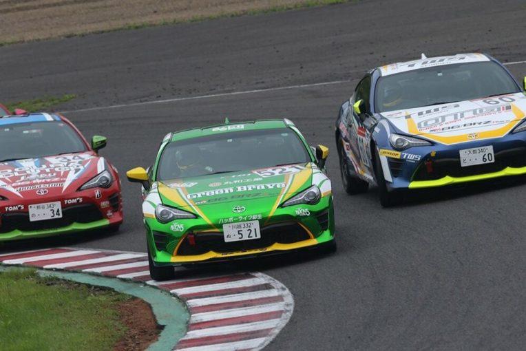 国内レース他   ブリヂストン TOYOTA GAZOO Racing 86/BRZ Race第5戦SUGO レースレポート