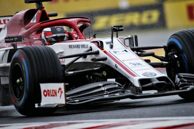 2020年F1ハンガリーGP キミ・ライコネン(アルファロメオ)
