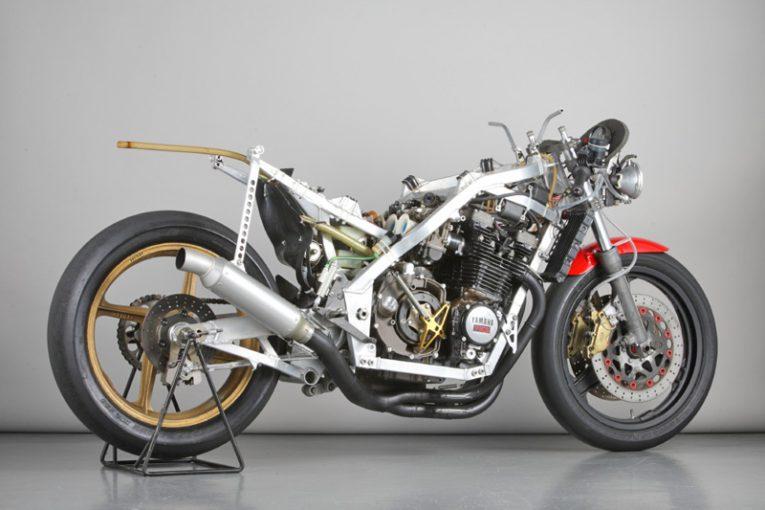 MotoGP | ヤマハOBキタさんの鈴鹿8耐追想録 1984年(後編):エンジンの非力さが幸いしたハンドリング性能