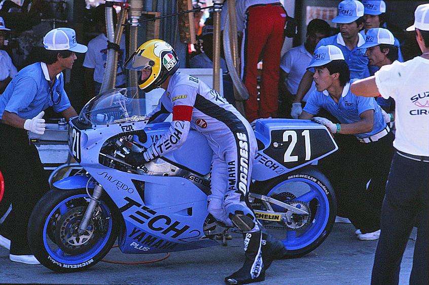 1985年にヤマハが開発した0W74