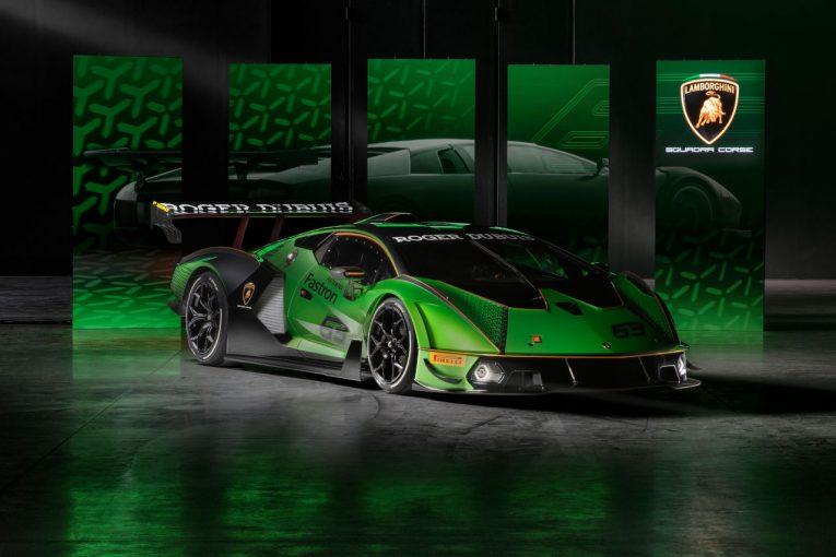 クルマ | V12エンジン搭載のサーキット専用車『ランボルギーニ・エッセンサSCV12』世界初公開