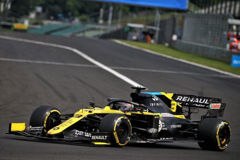 F1 | ルノーF1、イギリスGPでのアップデートに期待「正しい方向に向かっていることを確認したい」