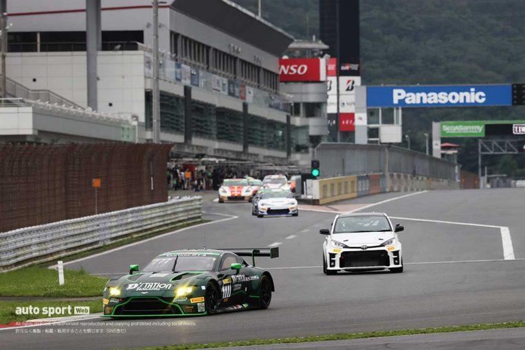 国内レース他 | スーパー耐久富士公式テスト:D'station Vantage GT3が好調を見せるも、ST-Xクラスは接戦の予感