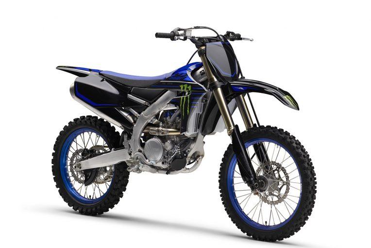 MotoGP | ヤマハ、モトクロス競技用『YZシリーズ』の2021年モデルを発売。YZ250Fはモンスターエナジーカラーも限定発売