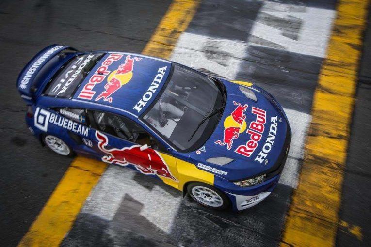 ラリー/WRC | WorldRX:ホンダ・シビッククーペが世界選手権へ。前年度勝者が開幕戦に出場