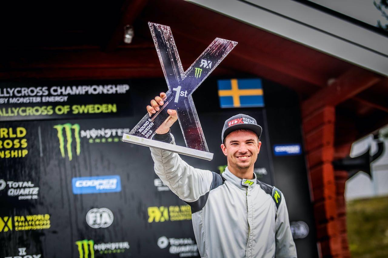 WorldRX:ホンダ・シビッククーペが世界選手権へ。前年度勝者が開幕戦に出場