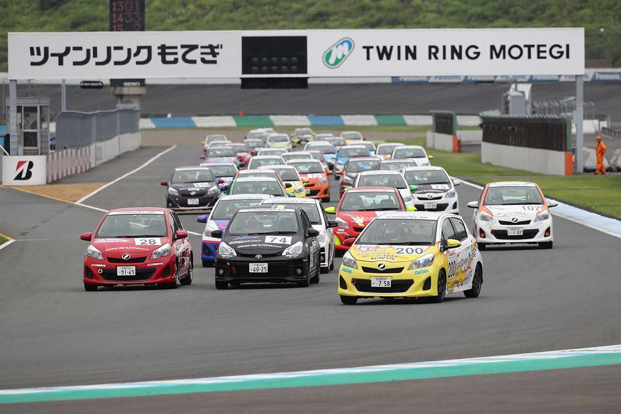トヨタ、2021年から新たなワンメイクレースシリーズ『ヤリスカップ』の開催を発表
