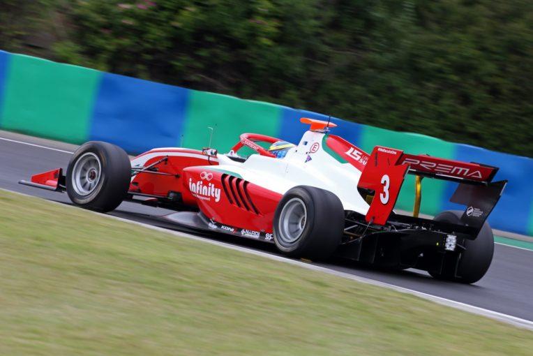 海外レース他 | 【順位結果】FIA-F3第4戦イギリス予選