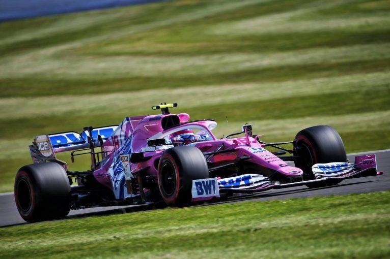 F1   F1イギリスGP FP2:初日トップはレーシングポイントのストロール。アルボンがクラッシュも2番手に