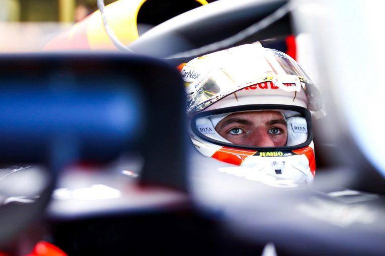 F1 | フェルスタッペン「新パーツによる改善を感じるが、真の位置は分からない」レッドブル・ホンダ【F1第4戦金曜】