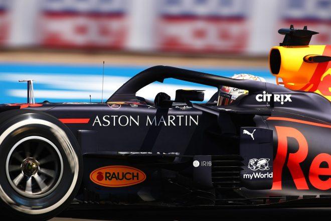 2020年F1第4戦イギリスGP マックス・フェルスタッペン(レッドブル・ホンダ)