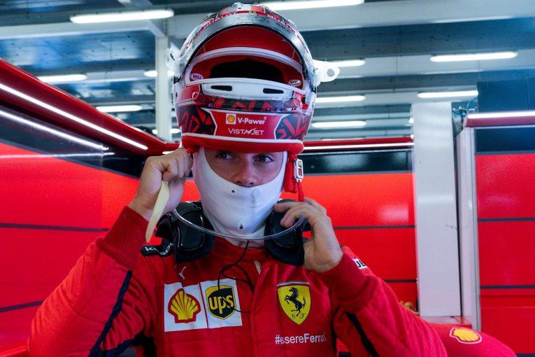 F1 | ルクレール「今の状態でレースを走るのは厳しい」フェラーリ【F1第4戦金曜】