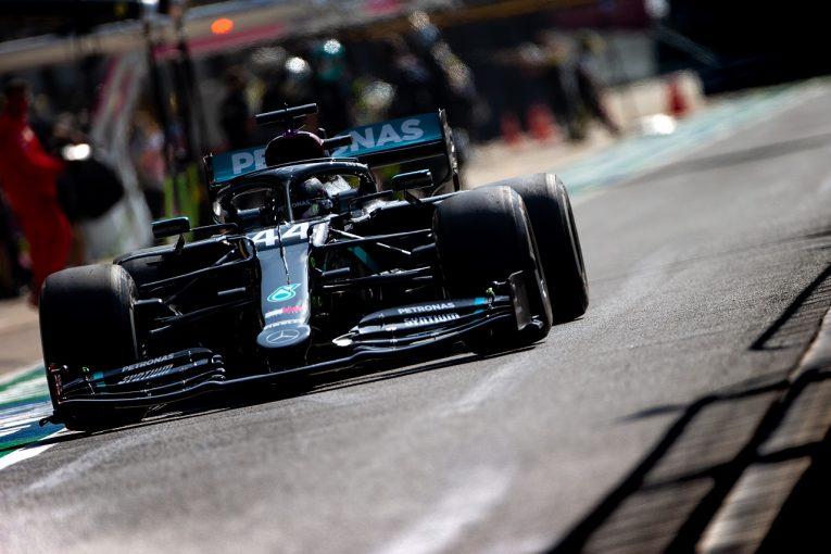 F1 | メルセデス、ハミルトン車にシーズン2基目のMGU-Kを投入。予防的措置で【F1第4戦金曜】