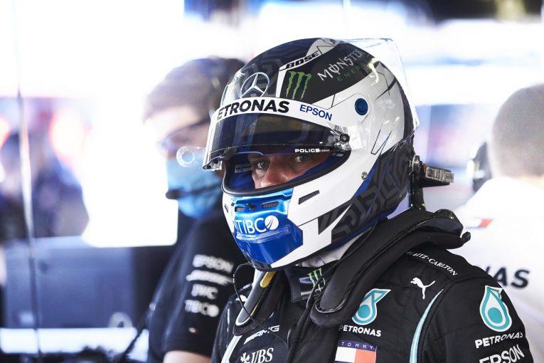 F1   ボッタス「レッドブル&レーシングポイントと戦うために改善が必要」メルセデス【F1第4戦金曜】