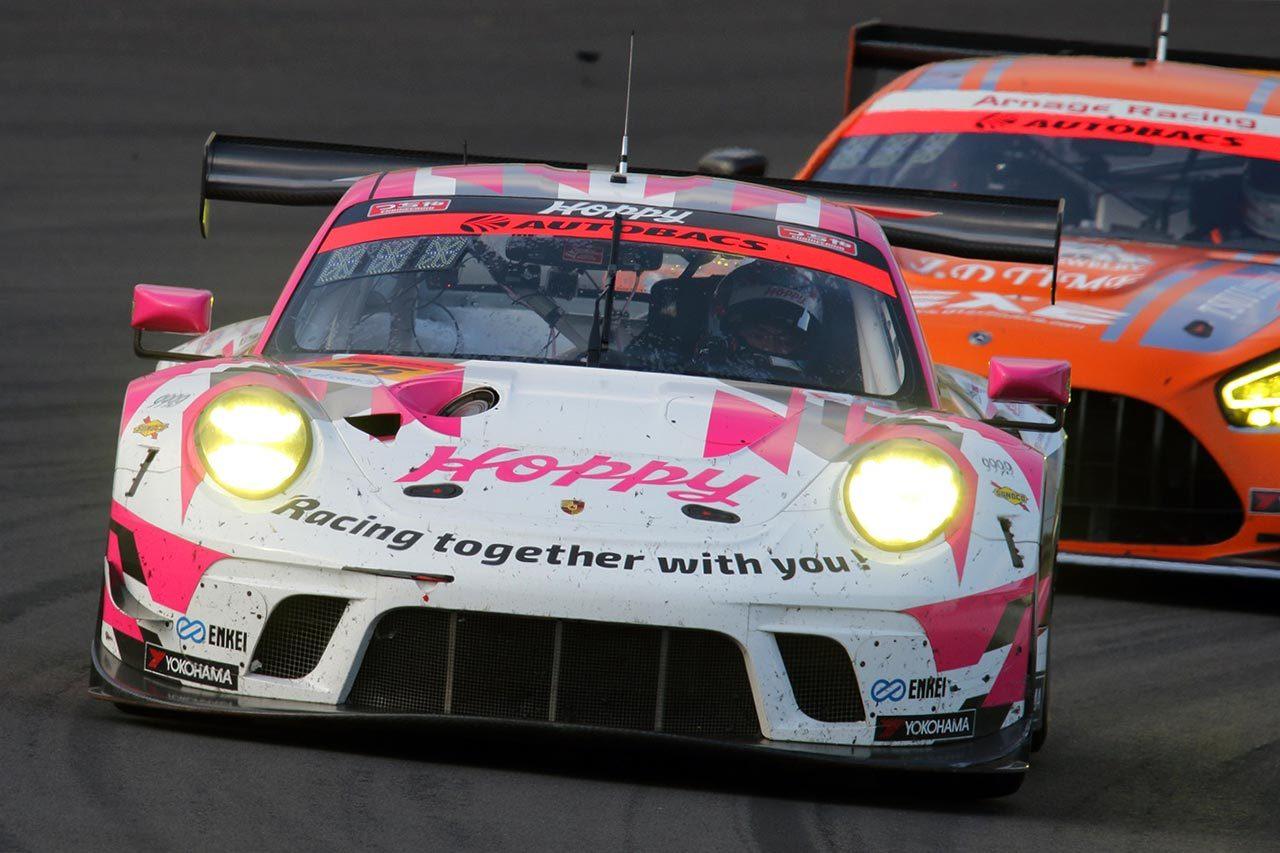HOPPY team TSUCHIYA 2020スーパーGT第1戦富士 レースレポート