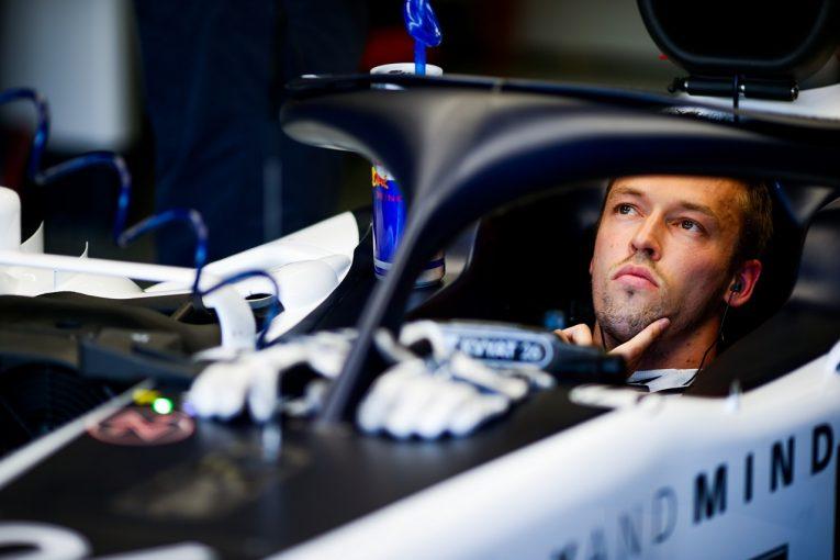F1 | アルファタウリ・ホンダのクビアト、ギヤボックス交換で5グリッド降格へ【F1第4戦金曜】