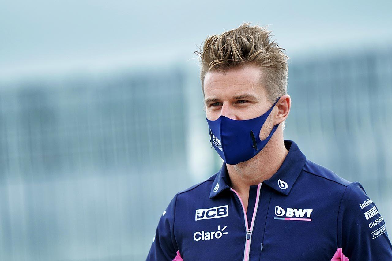 2020年F1第4戦イギリスGPニコ・ヒュルケンベルグ