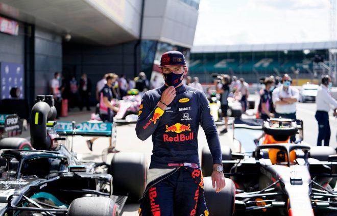 2020年F1第4戦イギリスGP マックス・フェルスタッペン(レッドブル・ホンダ)が予選3番手を獲得