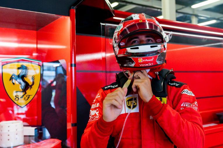 F1 | ルクレール、今季最高の4番手「ミディアムスタートが実現するとは思わなかった」フェラーリ【F1第4戦予選】