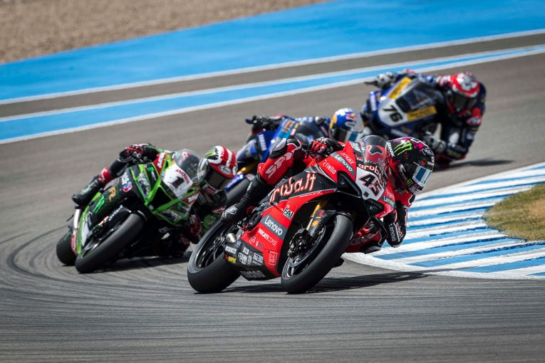 MotoGP | 【順位結果】2020年SBK第2戦スペイン決勝レース