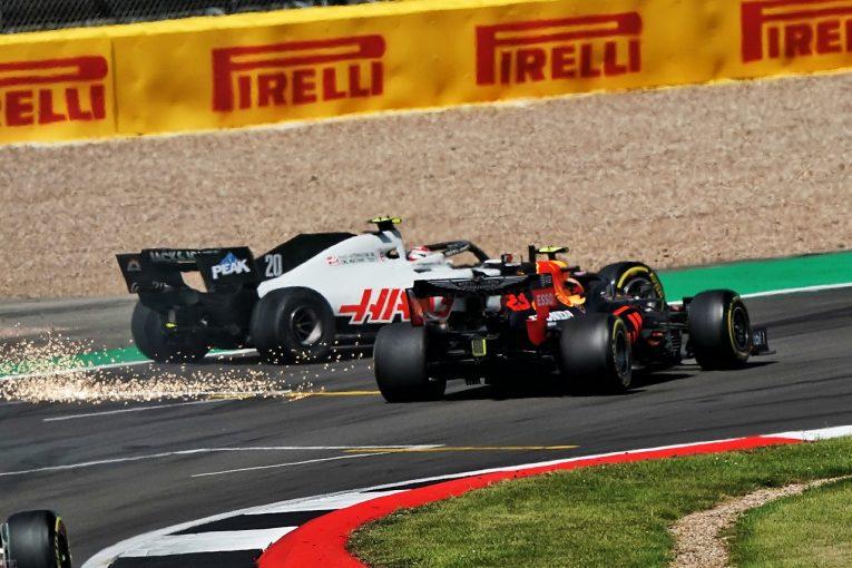 F1 | 8位アルボン、接触のペナルティに不満「僕ひとりの責任だとは思わない」レッドブル・ホンダ【F1第4戦決勝】