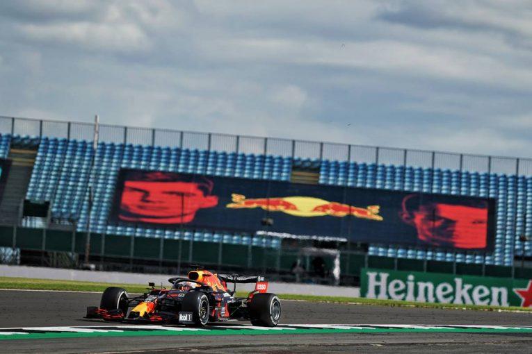 F1 | レッドブル・ホンダ分析:最後まで走りきる確信を持てずピットイン。5.8秒及ばずも、狙い通りのファステスト記録