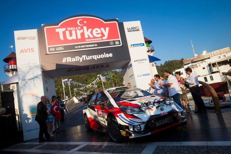 ラリー/WRC | WRC:第5戦トルコの日程が変更。1週間の前倒しで9月18~20日開催へ