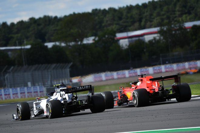 F1   ガスリー7位「ベストレースのひとつ。フェラーリとのバトルを楽しんだ」アルファタウリ・ホンダ【F1第4戦決勝】