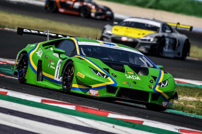 海外レース他   根本悠生 イタリアGT第1戦ミサノ レースレポート