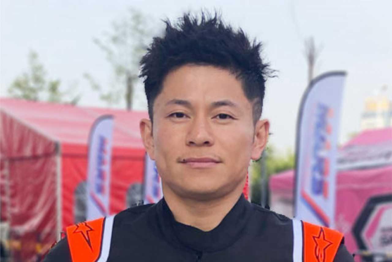 2020年スーパーGT第2戦富士に参戦する松村浩之