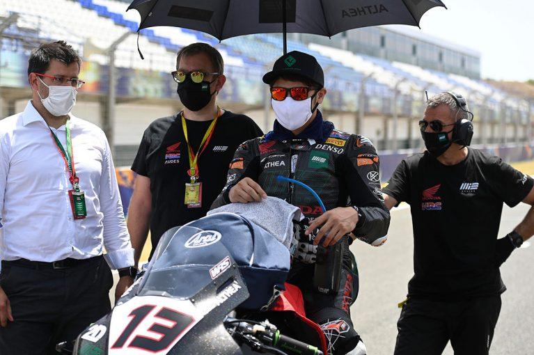MotoGP | 高橋「すべての経験から学べるようにベストを尽くし、前進していきたい」/SBK第2戦レース2コメント