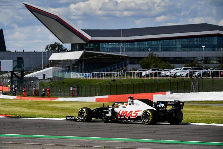 F1 | グロージャン「リスタート時にタイヤが心配だったけど、ペースを維持することができて満足」:ハース F1第4戦決勝