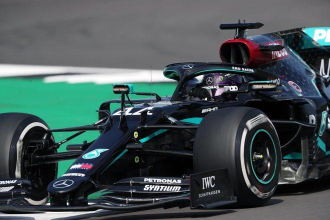 2020年F1第4戦イギリスGPルイス・ハミルトン(メルセデス)