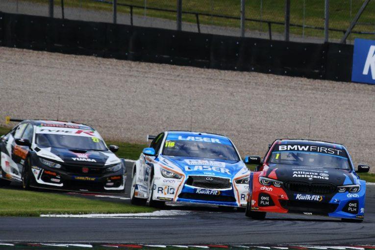 海外レース他 | BTCC開幕戦:ホンダ・シビック先勝。王者BMWも防衛に向け快勝しインフィニティも初勝利
