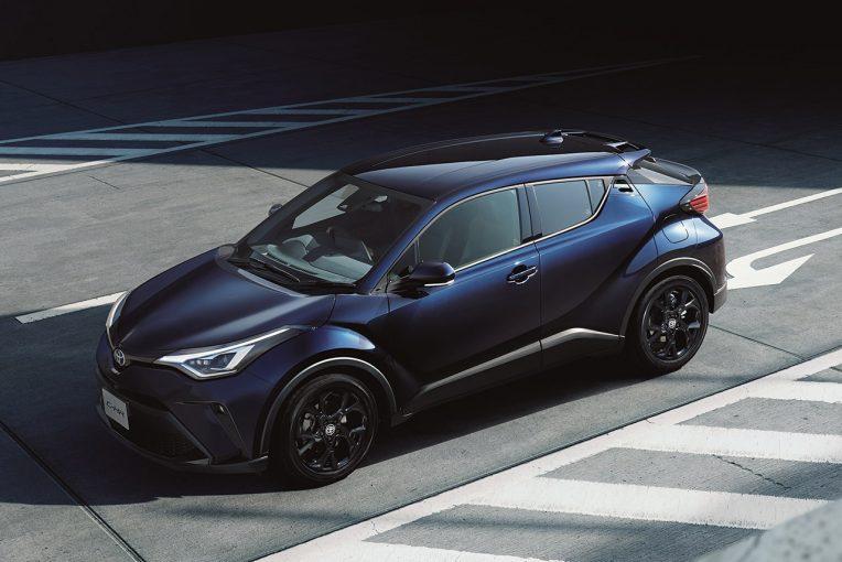 クルマ | トヨタ『C-HR』が一部改良。安全装備を充実させるほかブラック基調の特別仕様車を設定