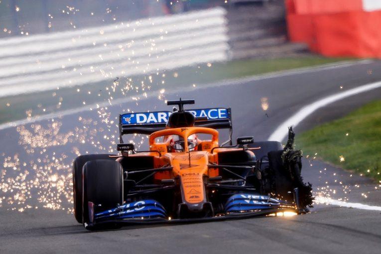 F1 | ピレリがパンク原因を発表「史上最速F1マシンの巨大な負荷の下、長時間走ったことで、激しく摩耗」
