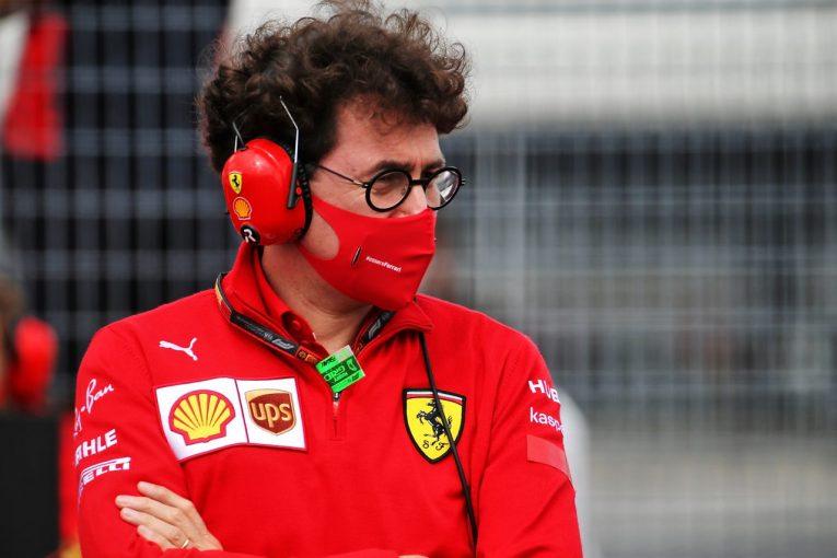 F1 | フェラーリF1代表ビノット、テクニカルディレクターの座を離れ、チーム統率に専念