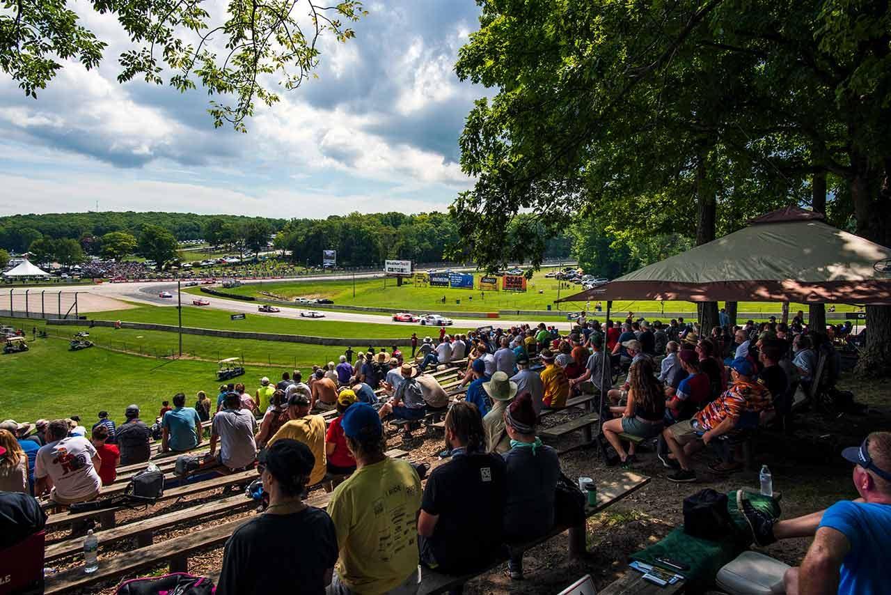 2020年IMSAウェザーテックスポーツカー選手権第4戦ロード・アメリカ
