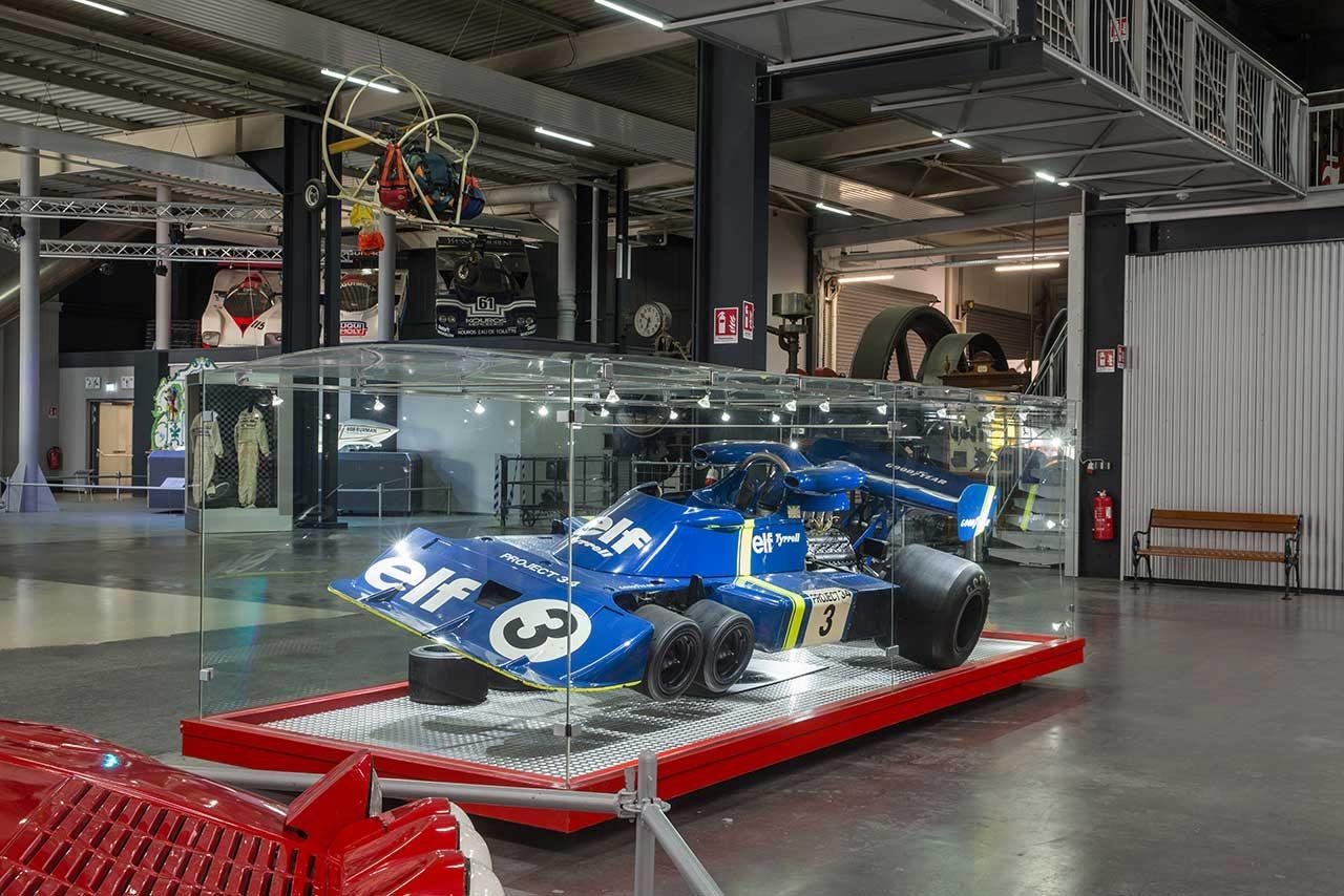 "F1に革命を起こしたティレルP34秘話。現存する""P34プロトタイプ""の存在に迫る"